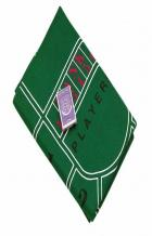 blackjack and craps layout book cover