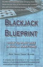 blackjack blueprint how to play like a pro book cover