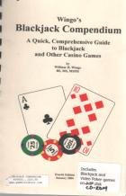 blackjack compendium book cover