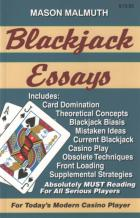 blackjack essays book cover