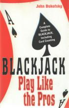 blackjack play like the pros book cover