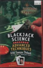blackjack science advanced techniques book cover