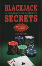 blackjack secrets a handbook for beginners book cover