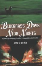 bluegrass days neon nights hardcover book cover