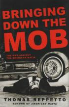 bringing down the mob book cover