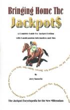 bringing home the jackpots jackpot betting with handicapping book cover