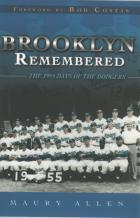brooklyn remembered the 1955 days of the dodgers book cover