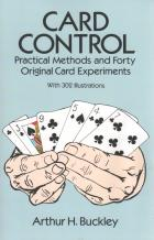 card control practical methods  forty card experiments book cover
