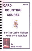 card counting course book cover