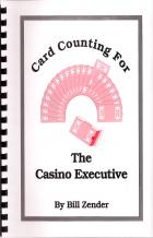 card counting for the casino executive book cover