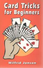 card tricks for beginners book cover