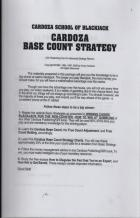 cardoza base count strategy book cover