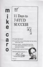 caro 11 days to 7 stud success book cover