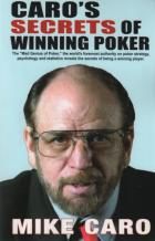 caros secrets of winning poker book cover