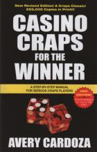 casino craps for the winner book cover