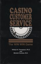 casino customer service book cover