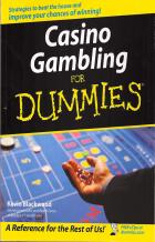 casino gambling for dummies book cover