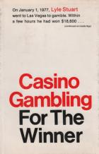 casino gambling for the winner book cover