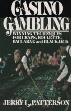 casino gambling winning techniques book cover