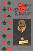 casino tournament strategy book cover