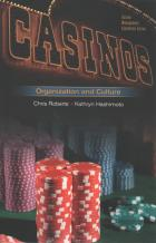casinos organization and culture book cover