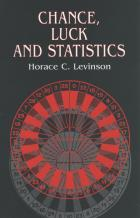 chance luck and statistics book cover