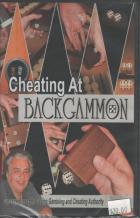 cheating at backgammon book cover