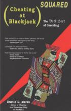 cheating at blackjack squared book cover
