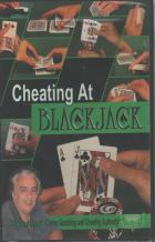 cheating at blackjack book cover