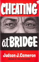 cheating at bridge book cover