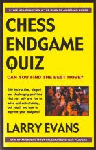 chess endgame quiz book cover