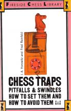 chess traps pitfalls and swindles book cover