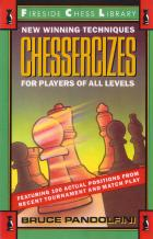 chessercizes winning techniques for players of all levels book cover