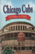 chicago cubs yesterday  today book cover