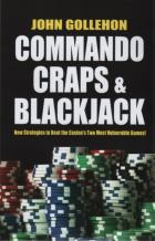 commando craps and blackjack book cover