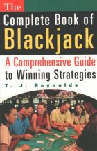 complete book of blackjack book cover
