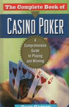 complete book of casino poker book cover