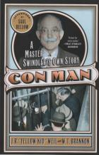 con man a master swindlers own story book cover