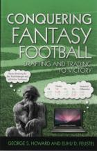 conquering fantasy football drafting  trading book cover