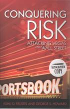 conquering risk attacking vegas and wall street book cover