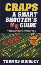 craps a smart shooters guide  new book cover
