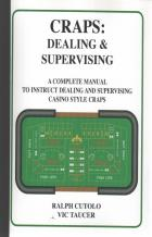 craps dealing and supervising book cover