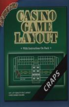 craps felt layout book cover
