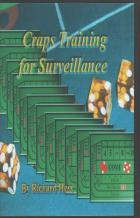 craps training for surveillance dvd book cover