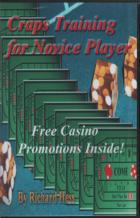 craps training for the novice player book cover