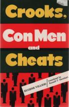 crooks con men and cheats book cover