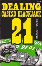 dealing casino blackjack book cover