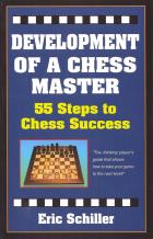 development of a chess master book cover