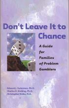 dont leave it to chance book cover