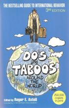dos and taboos around the world book cover